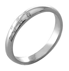 Кольцо обручальное 10162