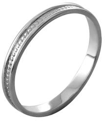 Кольцо обручальное 10157