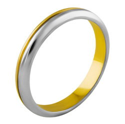Кольцо обручальное 10180