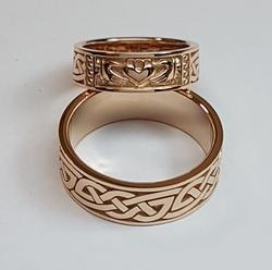 Кольцо обручальное 10372