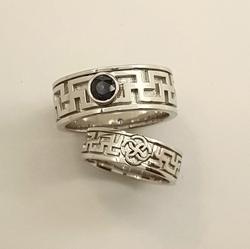 Кольцо обручальное 10373