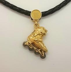 Подвеска, сувенир «Роликовый конек» 70019