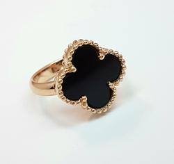 Кольцо «Клевер» 10387