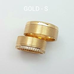Кольцо обручальное 10395