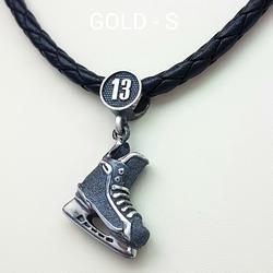 Подвеска, сувенир «Хоккейный Конек» 70031