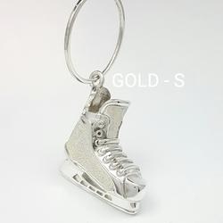 Брелок, сувенир «Хоккейный конек» 80036