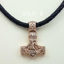 Подвеска, сувенир «Молот Тора» 30014Z