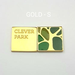 Сувенир-значок «Клевер Парк» 80034