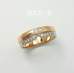 Кольцо обручальное 10450