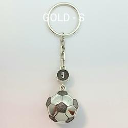 Брелок, сувенир «Футбольный мяч» 80025