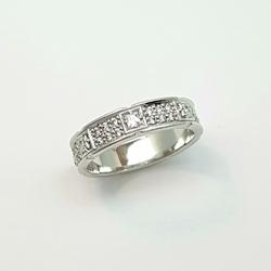 Кольцо обручальное 10138
