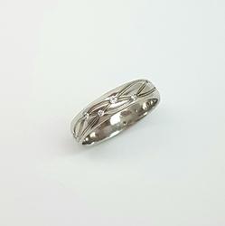 Кольцо обручальное 10105