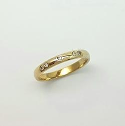 Кольцо обручальное 10161