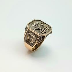 Кольцо «ВДВ» 10284