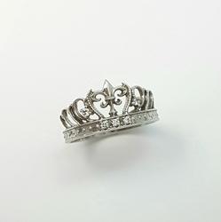 Кольцо «Корона» 10261