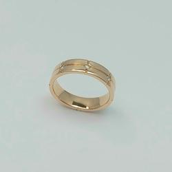 Кольцо обручальное 10485