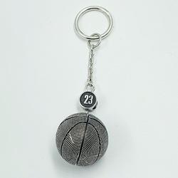 Брелок, сувенир «Баскетбольный мяч» 80054
