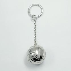 Брелок, сувенир «Волейбольный мяч» 80055