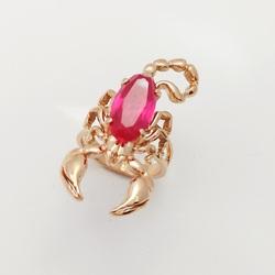 Кольцо «Скорпион» 10492