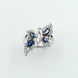 Кольцо «Бабочка» 10309