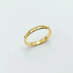 Кольцо обручальное 10165