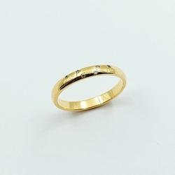 Кольцо обручальное 10163