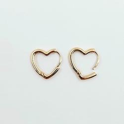 Серьги «Сердце» 20533