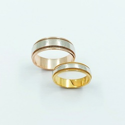 Кольцо обручальное 10536