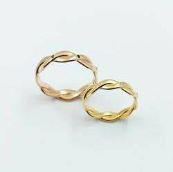 Кольцо обручальное 10539