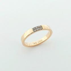 Кольцо обручальное 10545
