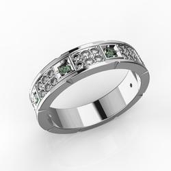 Кольцо обручальное 10330